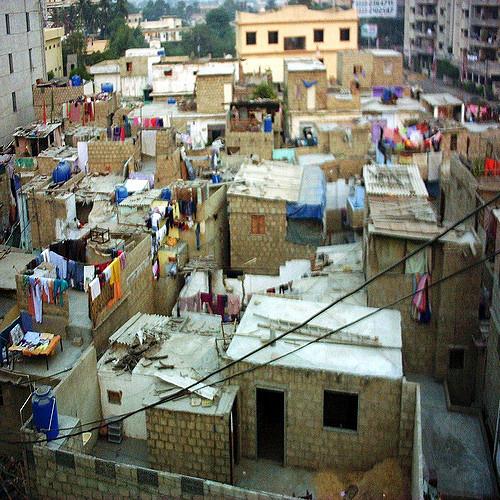 research paper slum karachi