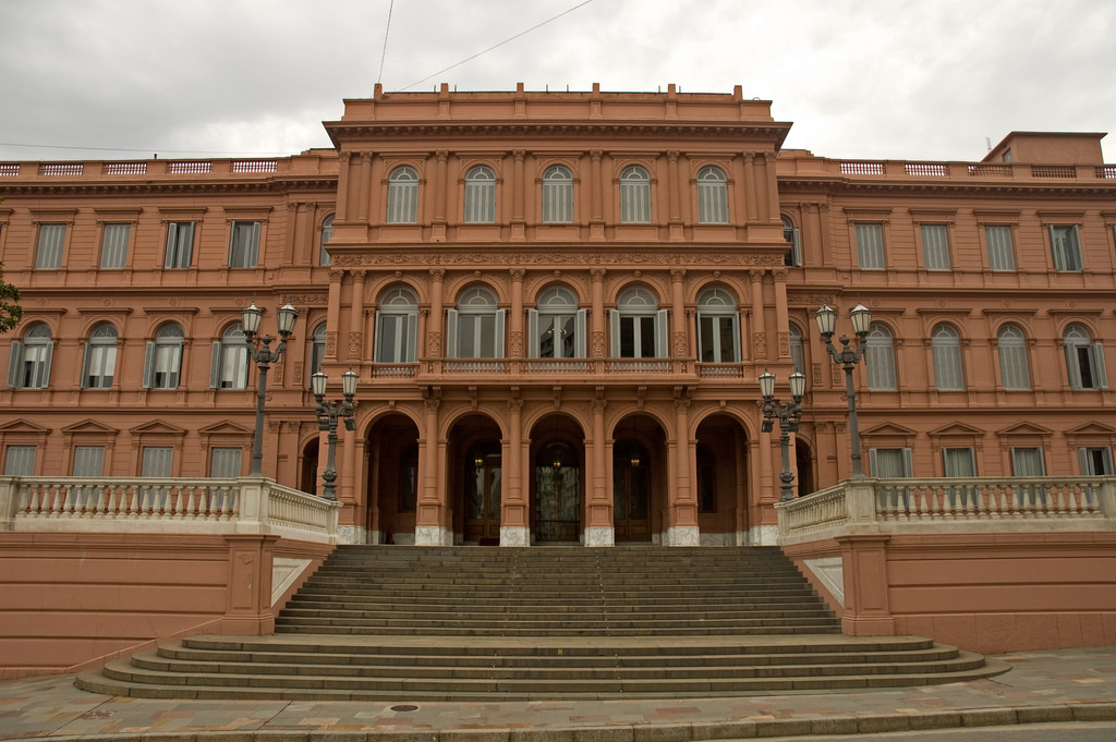 argentina government building