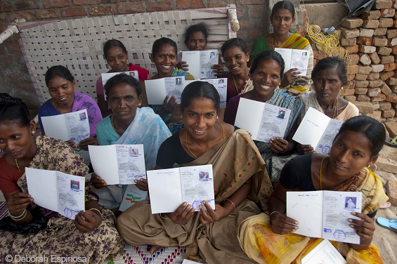 India: single women demand rights over land and livelihood | Land ...