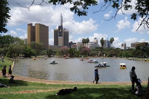 urban public spaces SDG
