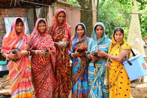 india woman farmer land rights