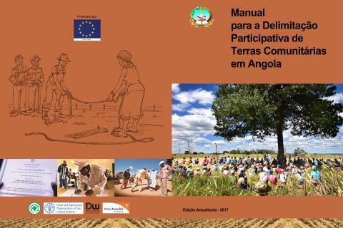 Manual para a Delimitação Participativa de Terras Comunitárias em Angola