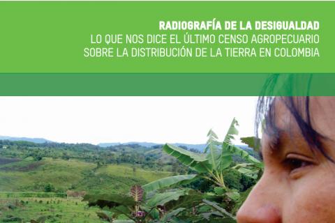 Radiografía de la desigualdad cover image