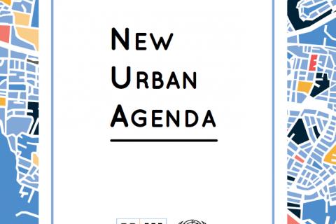 The New Urban Agenda cover image