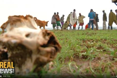 kenya drought elections