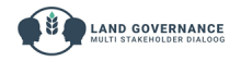 Land Governance Multi-stakeholder Dialogue