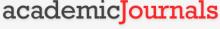 Academic Journals logo