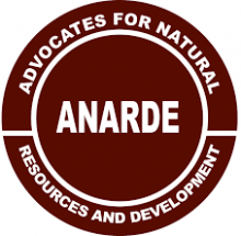 Advocates for Natural Resources and Development logo