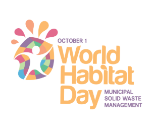 world habitat day 2018 logo