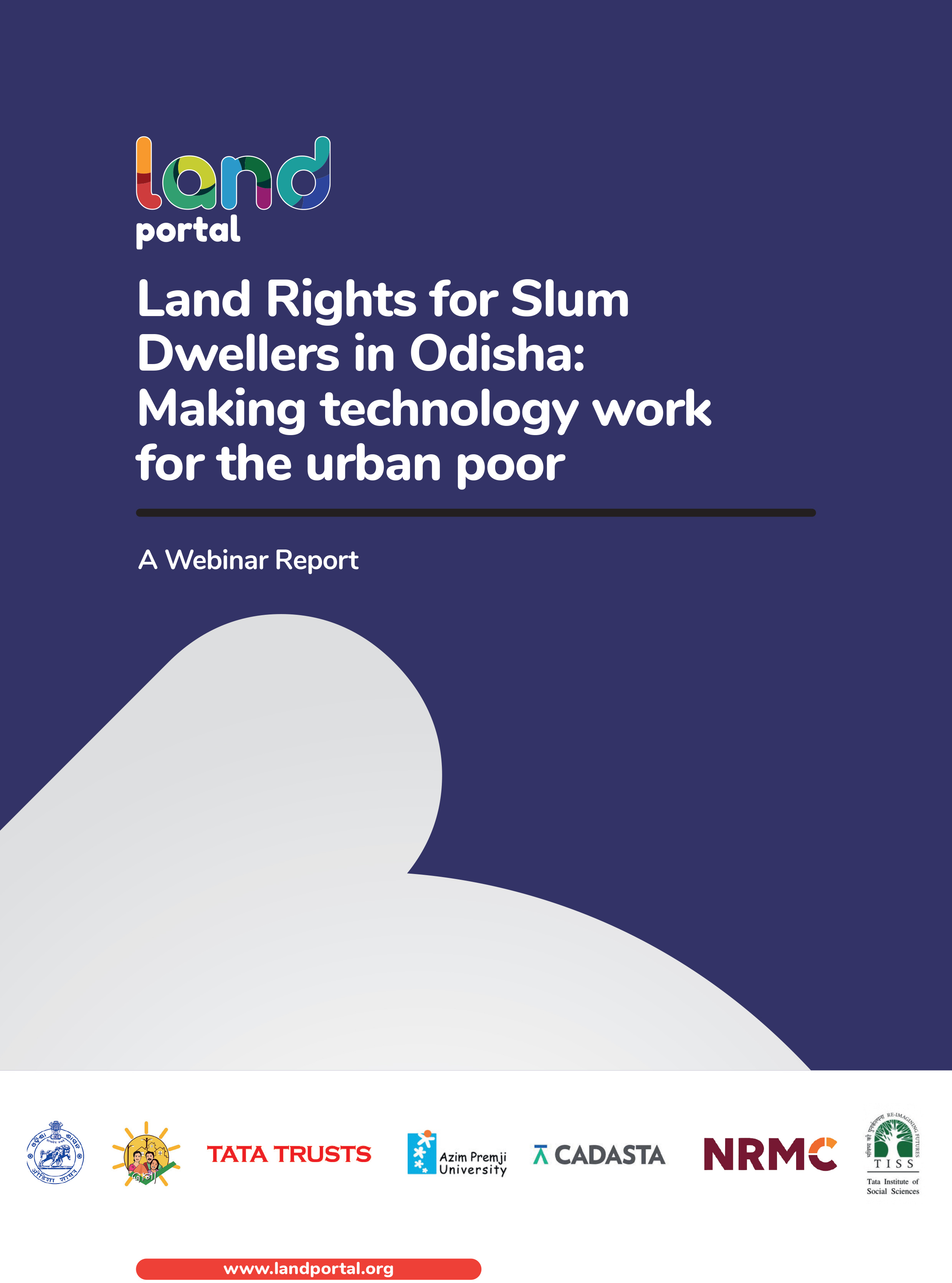 Land Rights for Slum Dwellers in Odisha:  Making technology work  for the urban poor