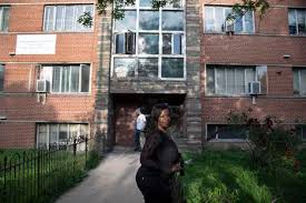 She'd lived on this historically black D.C. block for 40 years. Now the city she knew was vanishing, and so was her place in it.