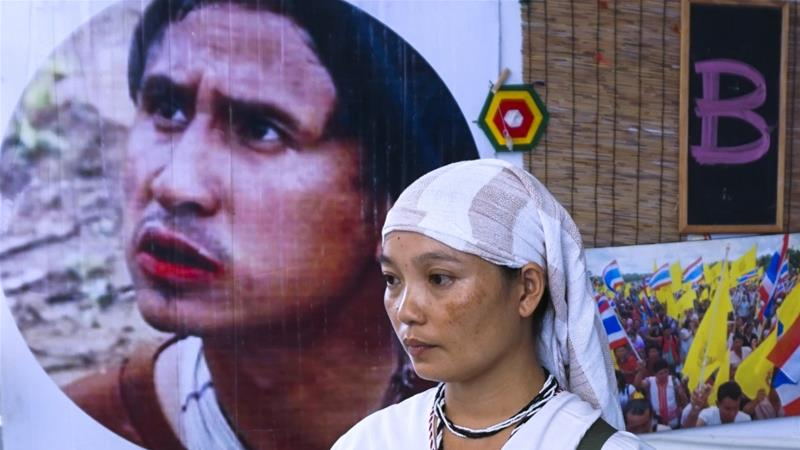 Thai activists risk murder, abduction in fight for land rights