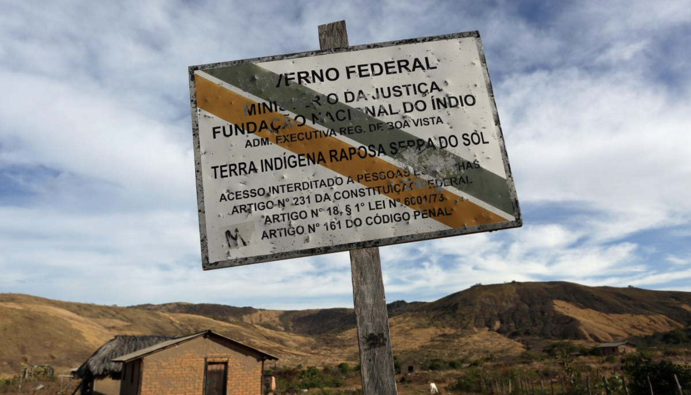 Land seizures and COVID-19: the twin threats to Brazil's indigenous peoples