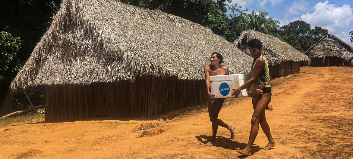 Unicef/Alejandra Pocaterra