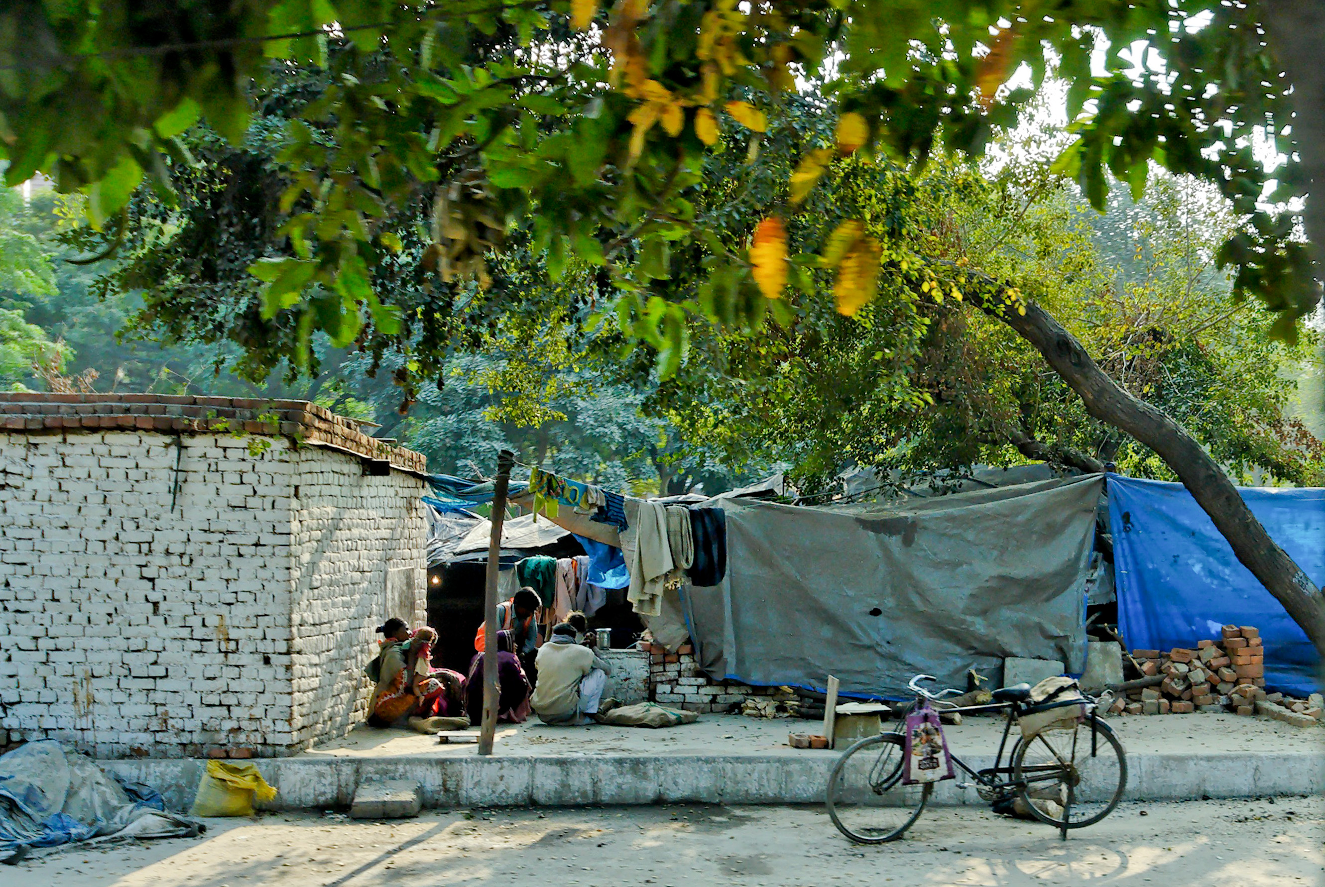 india squatters