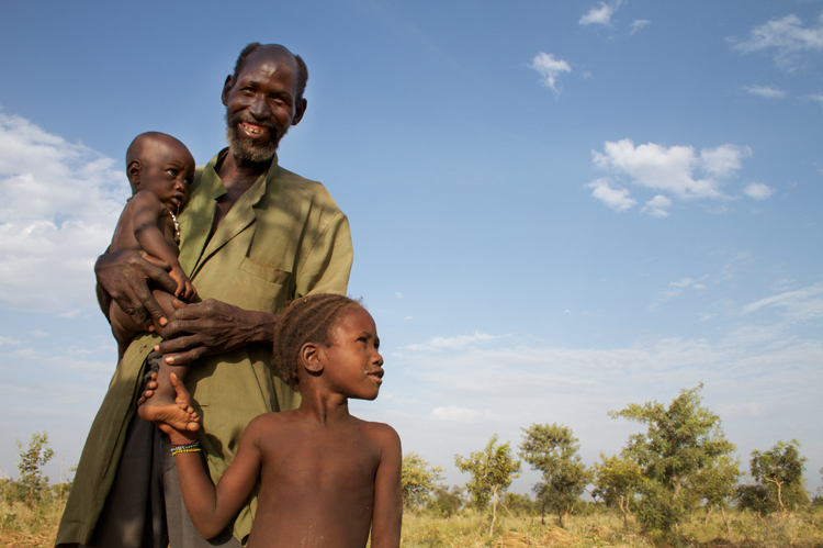 Mali rural population