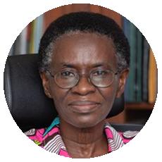 Akua O. Britwum, Associate Professor at the University of Cape Coast, Ghana