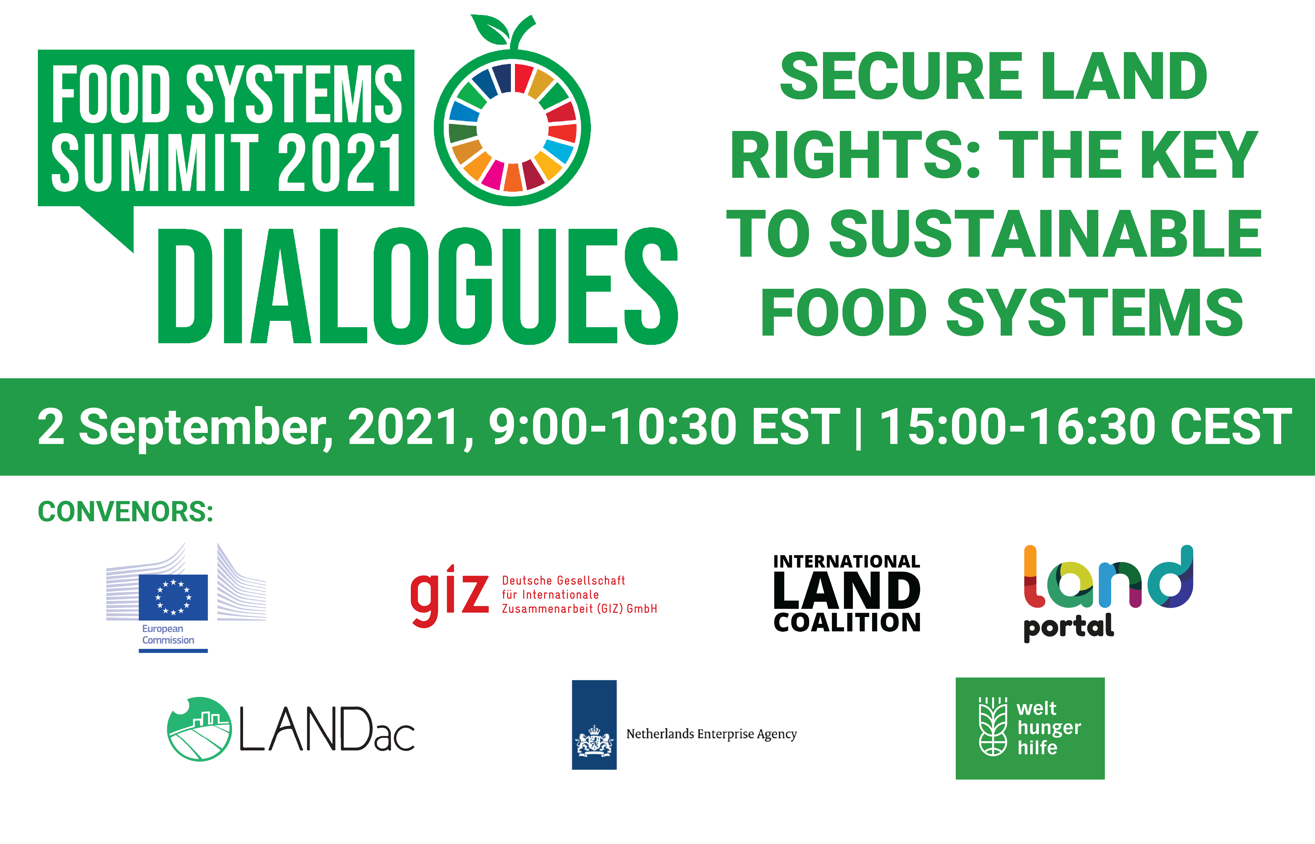 Secure Land Rights: The Key To Sustainable Food Systems