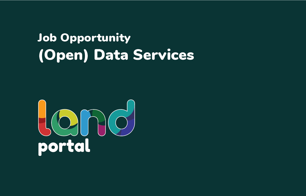 Open Data Services