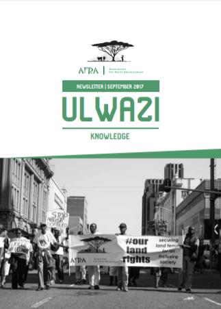 AFRA uLwazi Edition 2