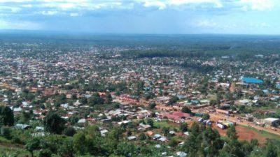 Beni in North Kivu, Democratic Republic of the Congo. (Photo by Christina Mukongoma)