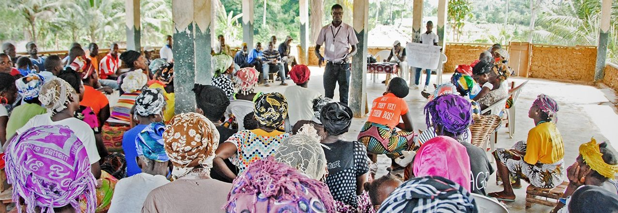 EVENTS Community Land Protection Learning Initiative: Application for Cohort #2