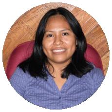 Cristina Coc, Maya Indigenous Leader