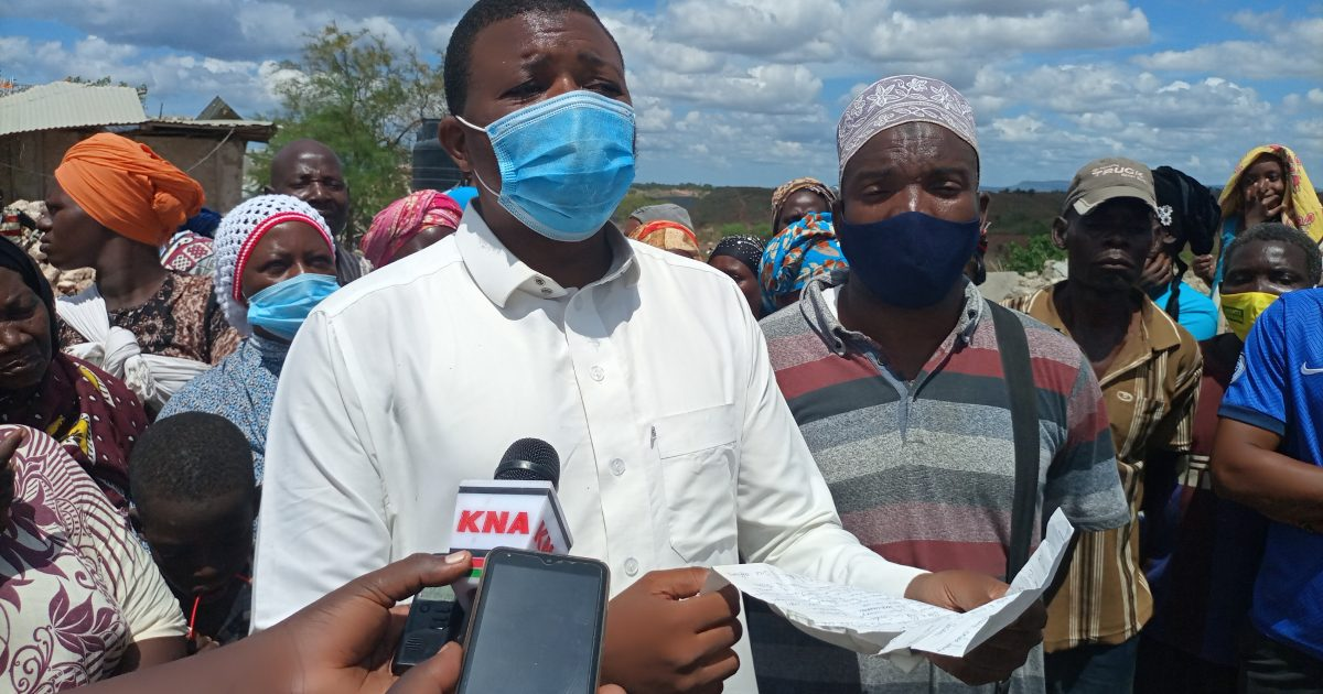 Displaced Families Want Help To Recover Their Land