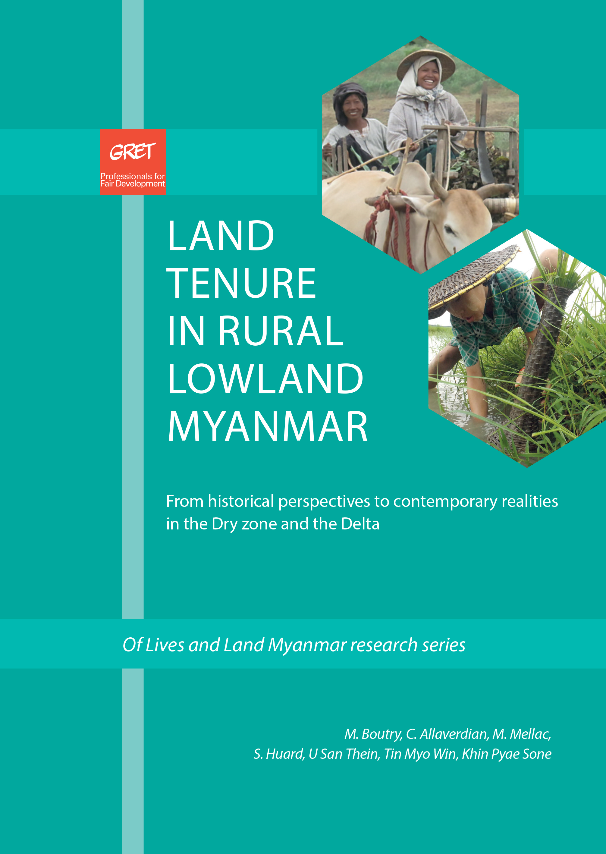 Land tenure in rural low land Myanmar