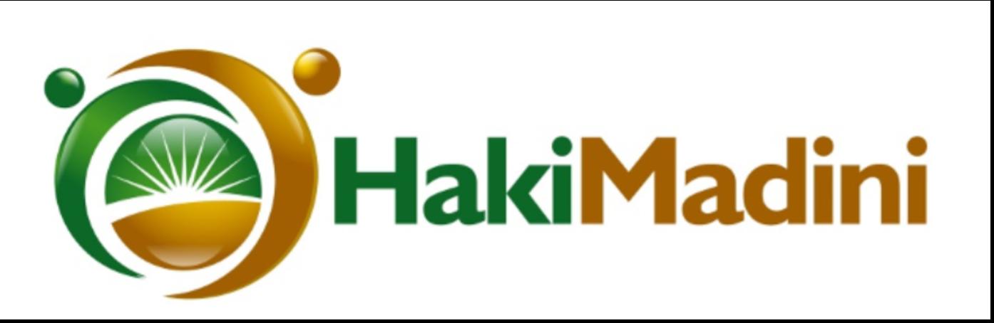 Haki Madini