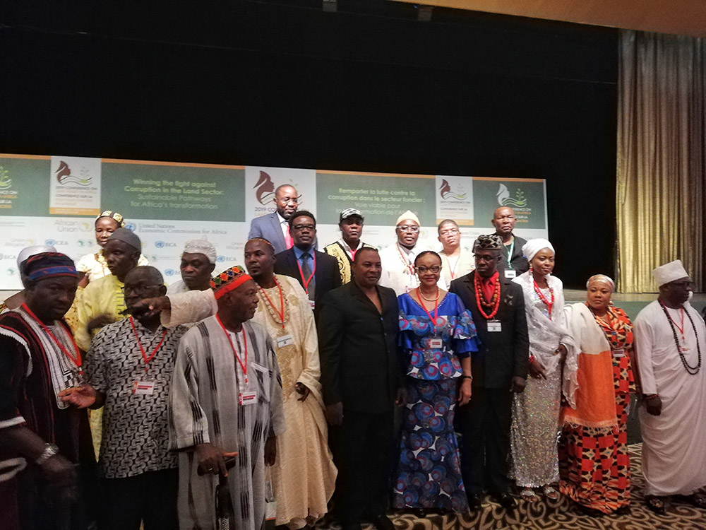 Land conference ends with call for actions to help root corruption out of sector