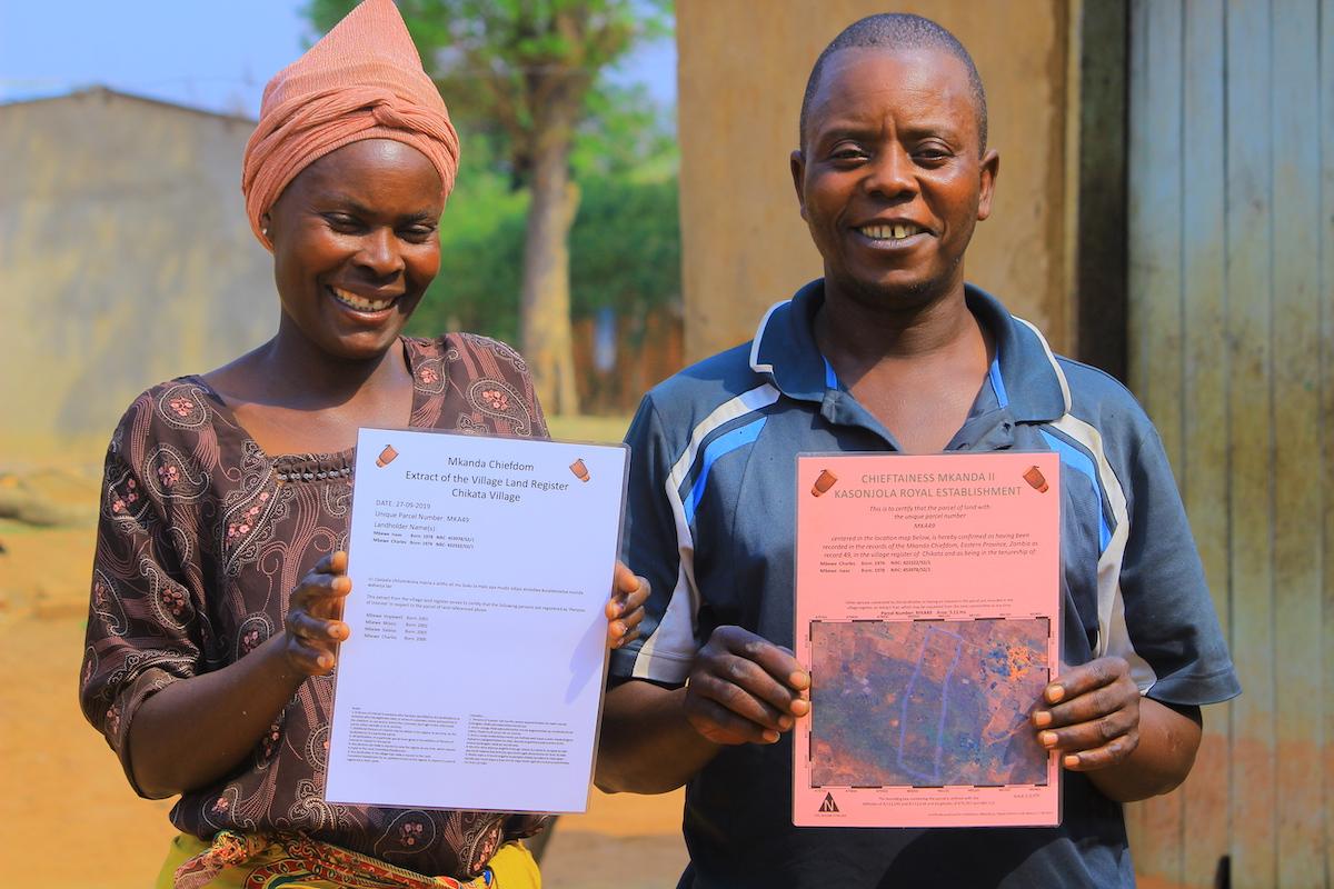 Zambia Land Certificates