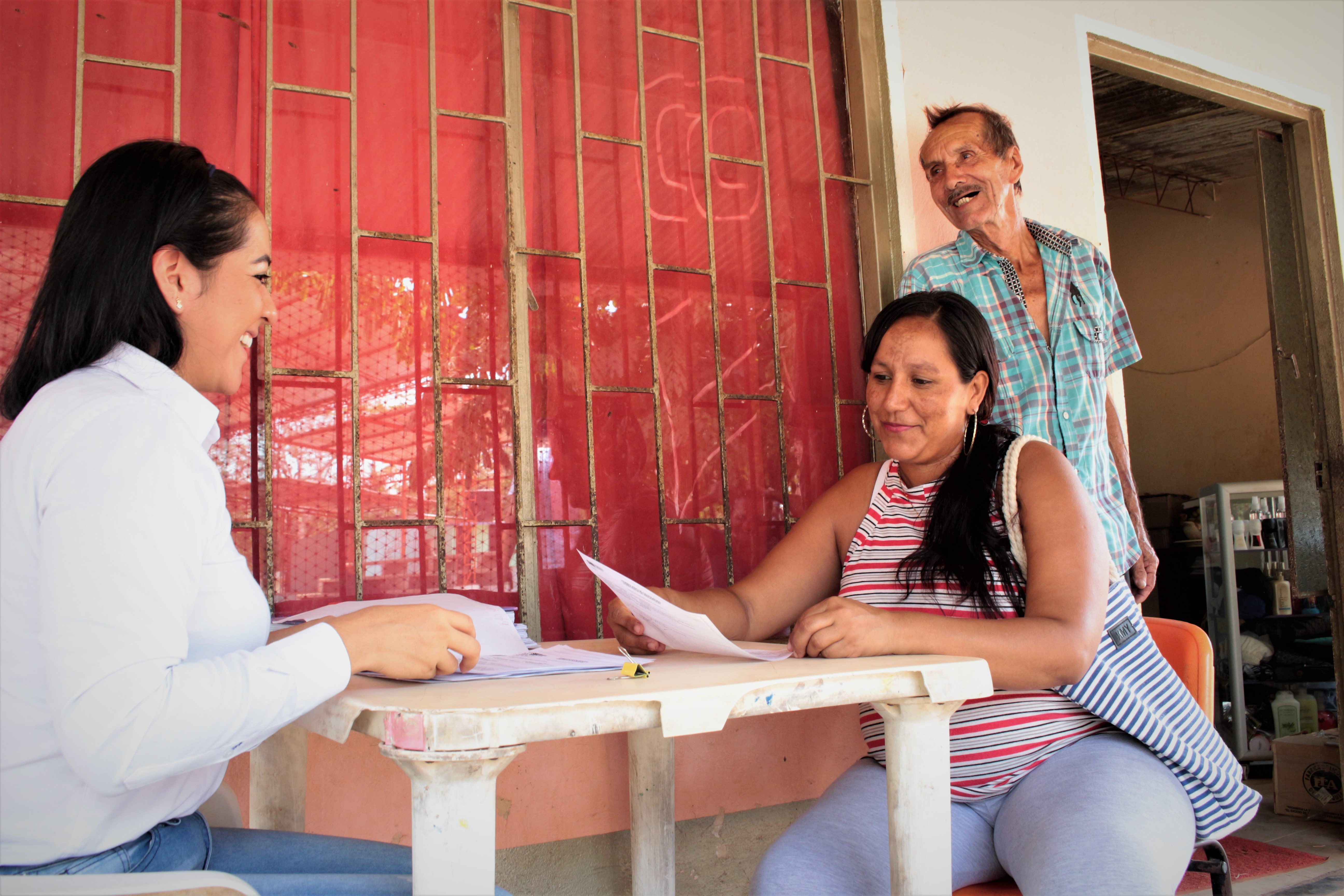 colombia land rights, usaid, land and rural development, municipal land office, land property administration meta puerto lopez