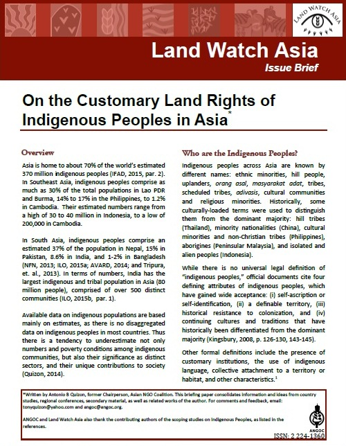 Now Online Newest Land Watch Asia Publications Land Portal - Most powerful country of world 2015