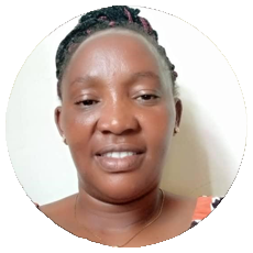 Joyce Ndakaru, Gender in Mining Officer, HakiMadini