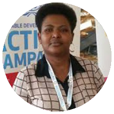 Justine N. Uvuza Senior Land Policy Advisor and Gender Landesa, UK