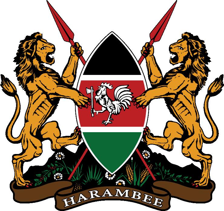 Kenya Coat of Arms
