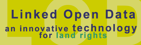Linked Open Data, an innovative technology for land rights