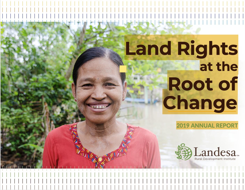 Landesa Annual Report 2019