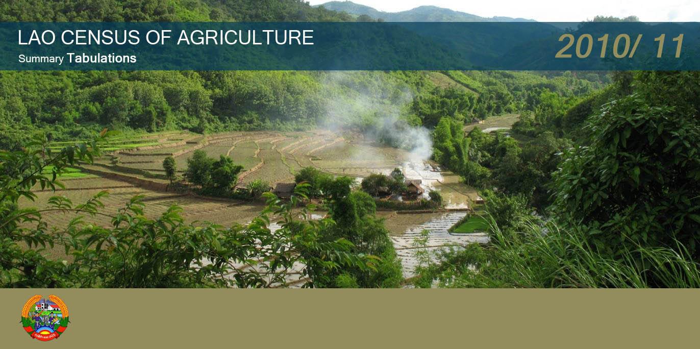 Lao Agriculture Census