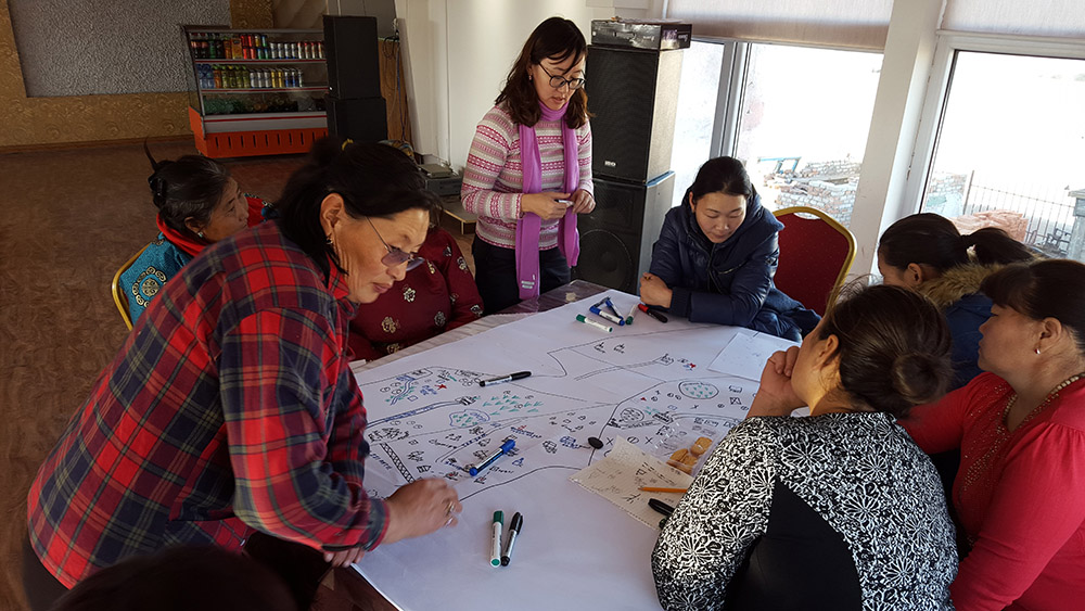Gender, Land and Mining in Mongolia - WOLTS Mongolia Research Report No.1 - January 2018