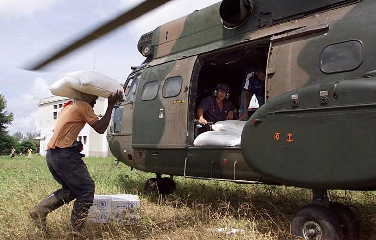 @YOAV LEMMER / AFP sud-africain