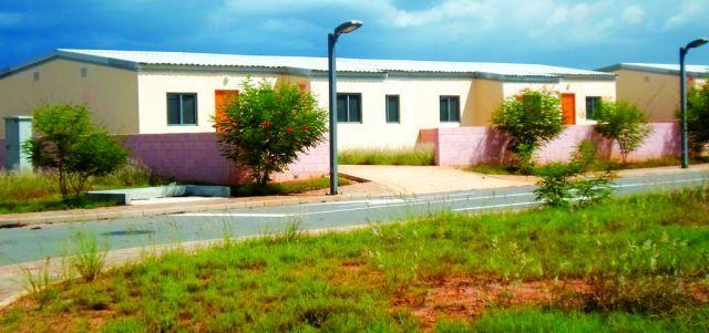 A inauguração das centralidades de diferentes características dão uma nova imagem a Luanda Fotografia: Kindala Manuel | Edições Novembro