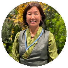 Dr. Pasang Dolma Sherpa- Executive Director of Center for Indigenous Peoples' Research & Development (CIPRED)