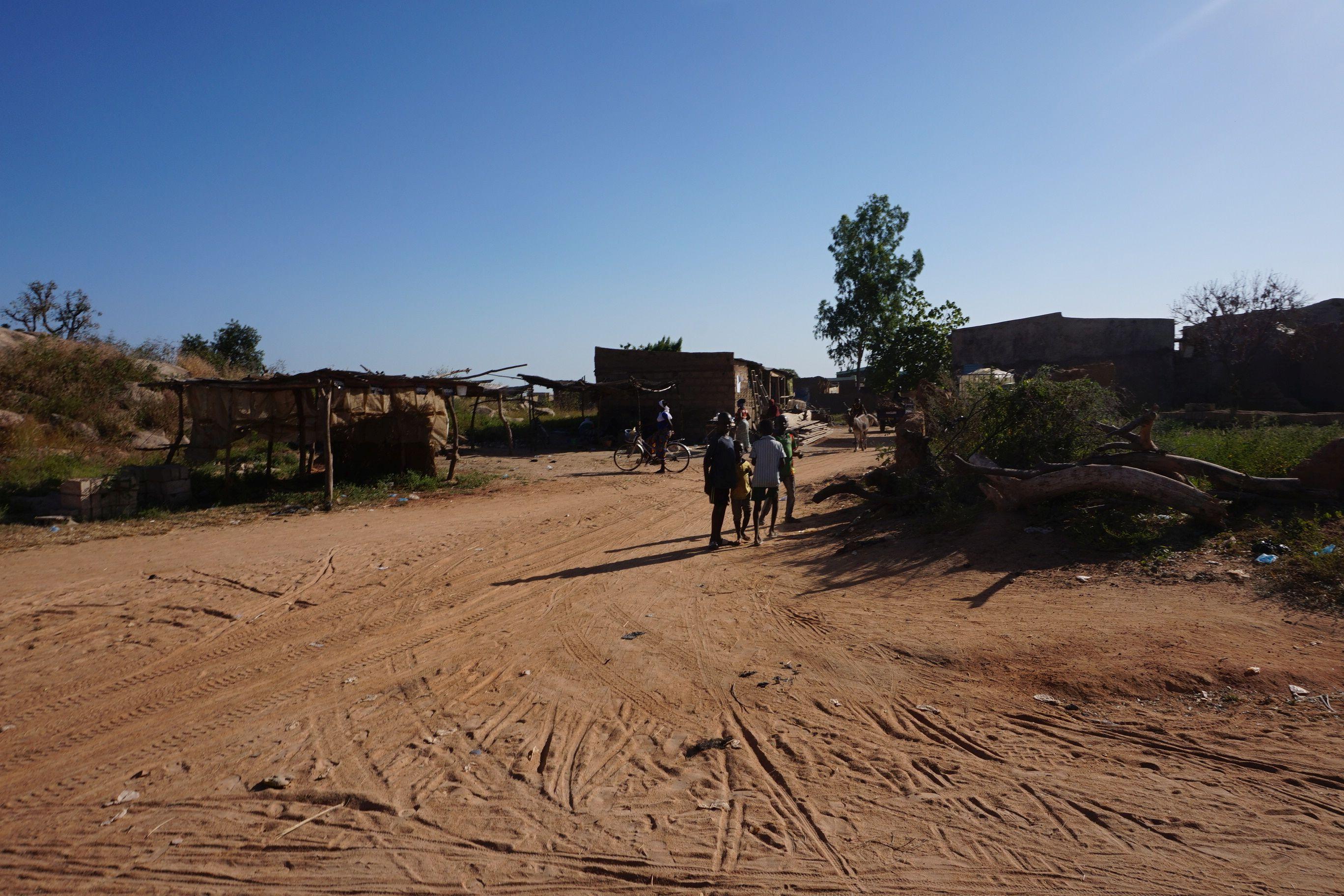 Village in Burkina Faso