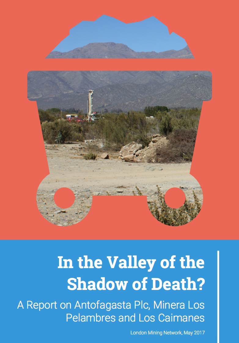 In the Valley of the Shadow of Death? cover image