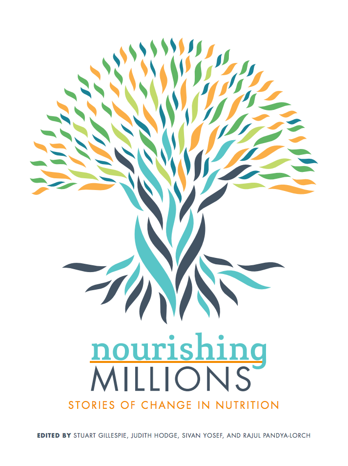 Nourishing millions: Stories of change in nutrition cover image