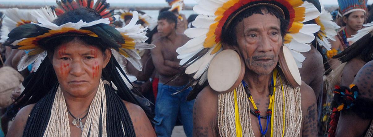 Brazil indigenous peoples