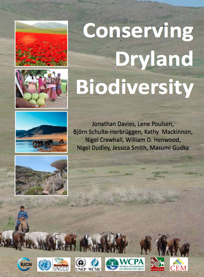 Conserving Dryland Biodiversity cover image
