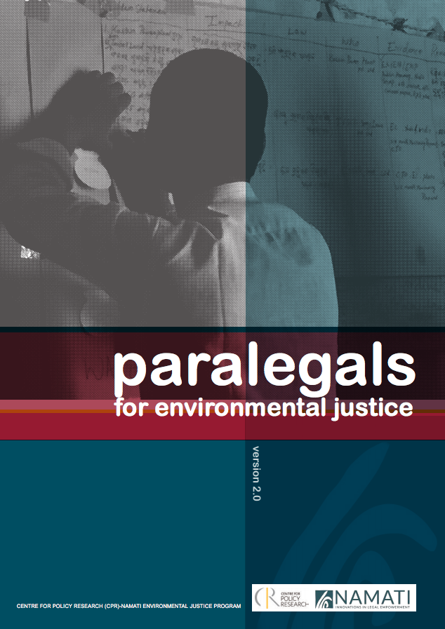 Paralegals for Environmental Justice cover image